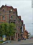 Торговый дом Плюсниных. сейчас — краевая научная библиотека