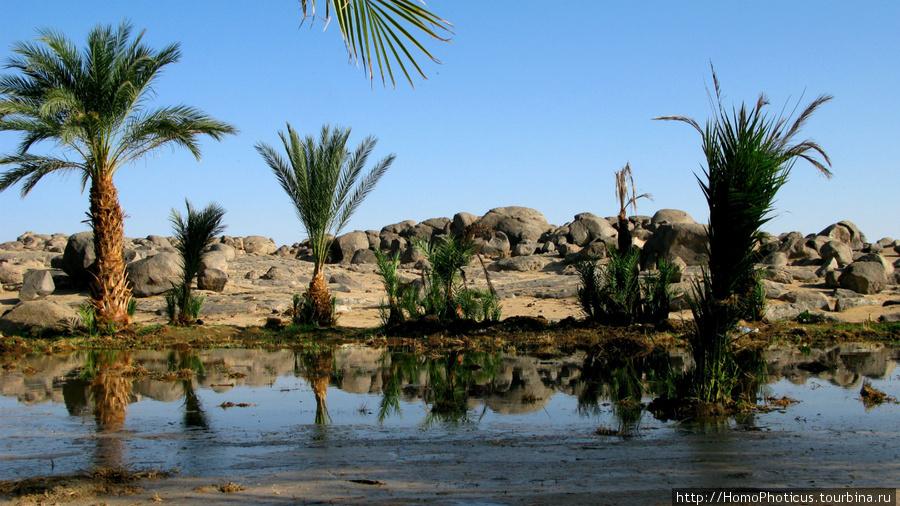 Район третьего порога Нил