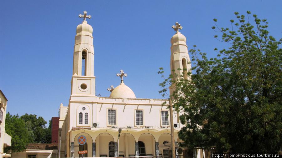 Хартум, коптская церковь