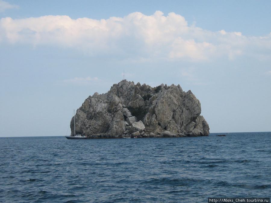 Скалы Адалары.