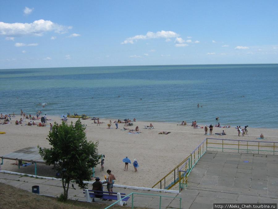Ну а это если Вы узнали наше родное Азовское море.