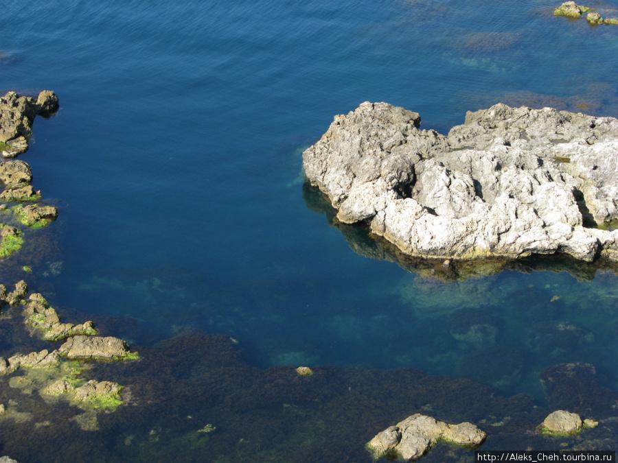 Море возле Тарханкута.