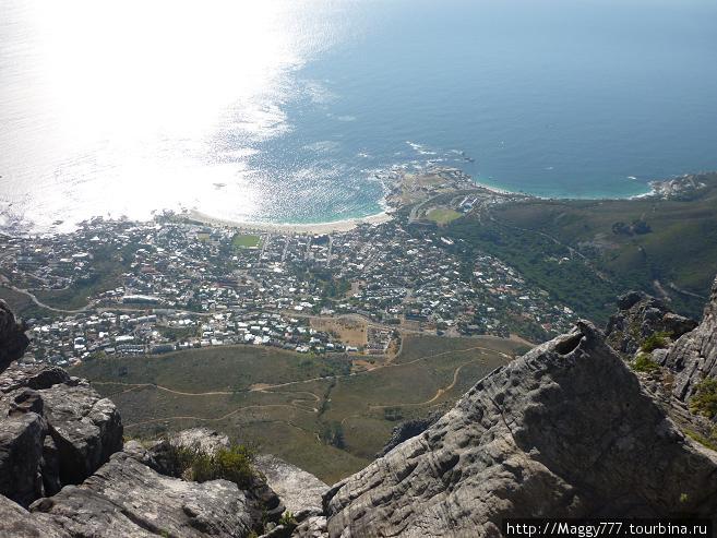 Вид на Кейптаун