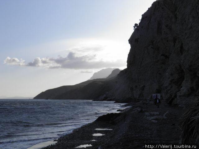 Северо — восточная оконечность острова
