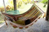 Отдых в гамаке