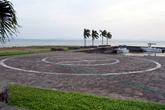 Вертолетная площадка в Сан-Рамоне