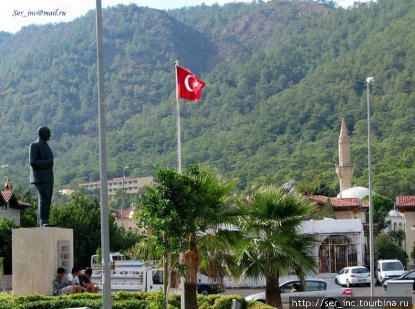 Главные символы Турции