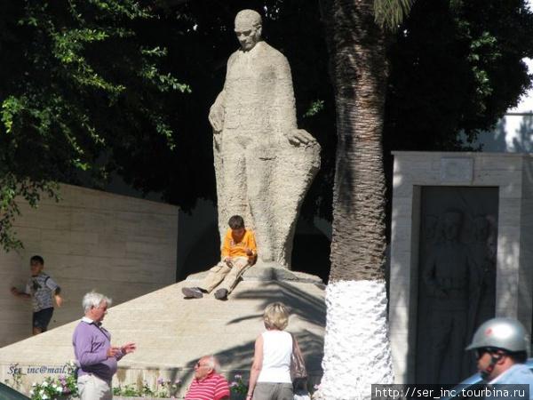 Отец нации-Мустафа Кемаль Ататюрк