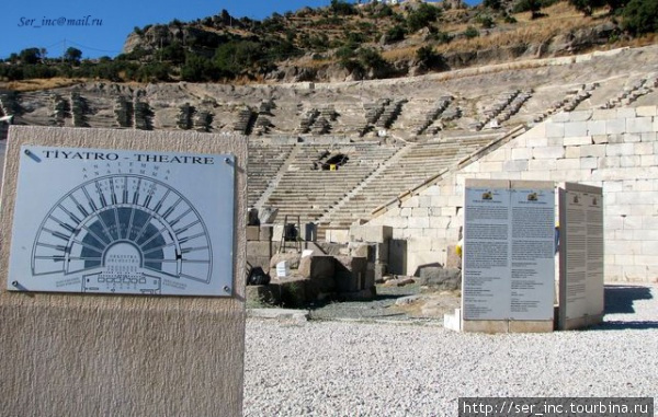Театр Галикарнаса