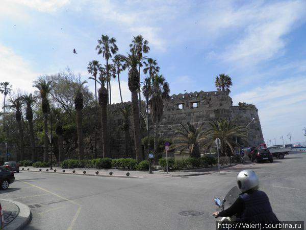 Крепость рыцарей — ионитов