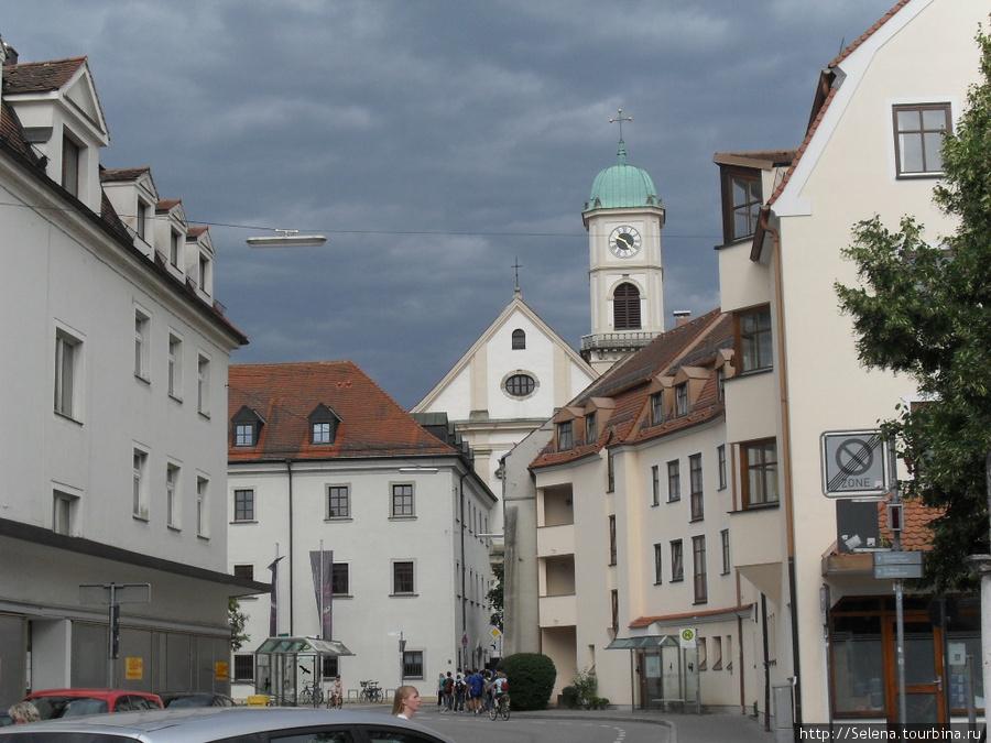 Загляните в Регенсбург Регенсбург, Германия