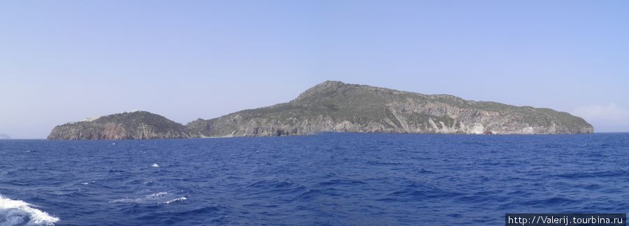 А мимо проплывали острова архипелага