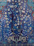 Изникские изразцы в мечети Рюстем-паши