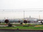Вид на Галатскую башню с Эмененю
