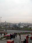 Площадь Эмененю и Галатский мост