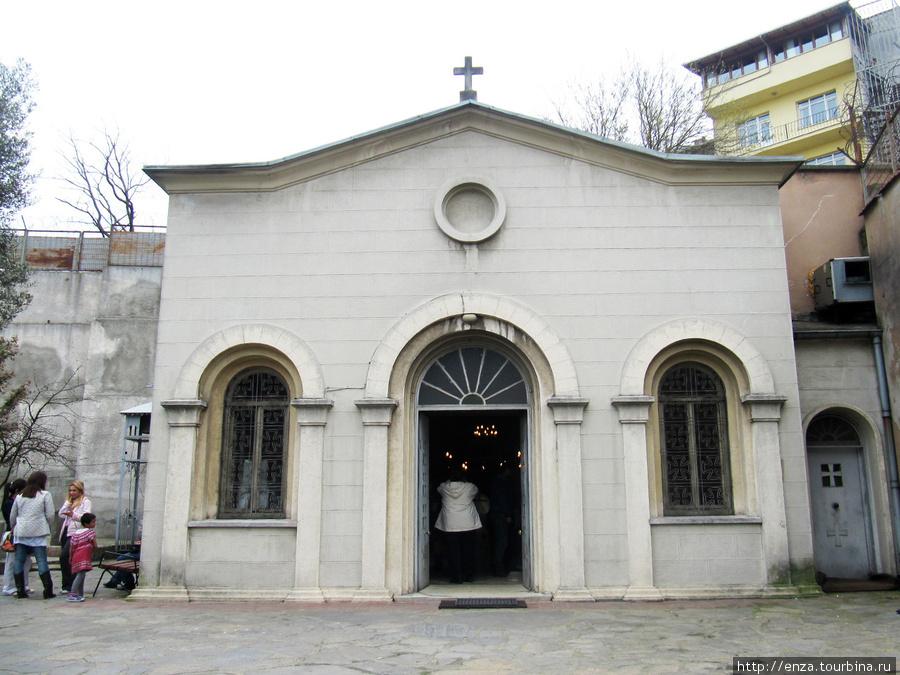 Церковь исполнения желани