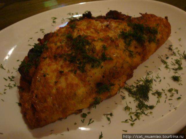 Курица с кисло-сладким соусом