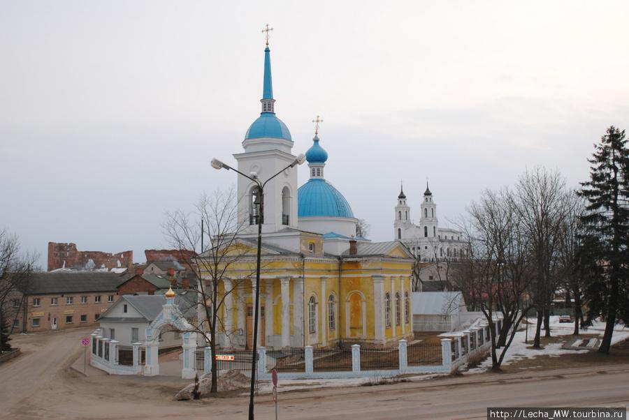 Церковь Успения Пресвятой Богородицы в Лудзе