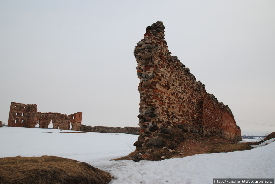 Лудзенский замок