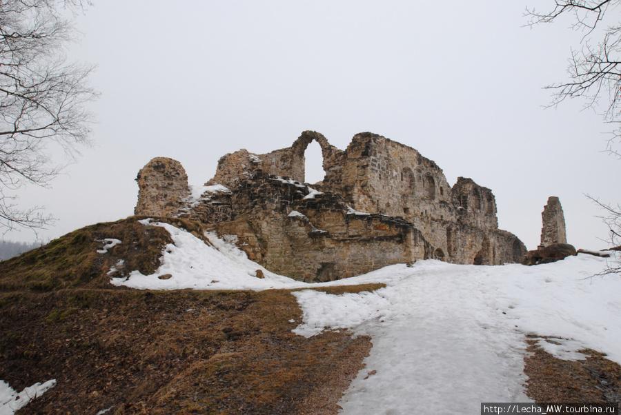 Крепость Кокнессе