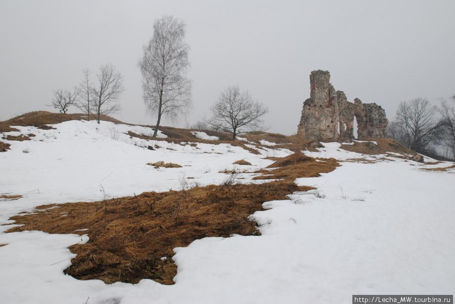 Замок Айзкраукле