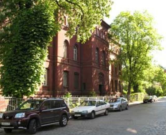 Фасад (вход)