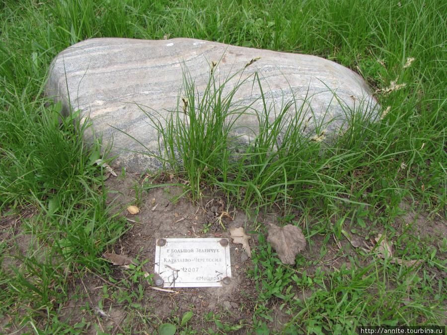р. Большой Зеленчук (Карачаево-Черкессия) 2007 г.