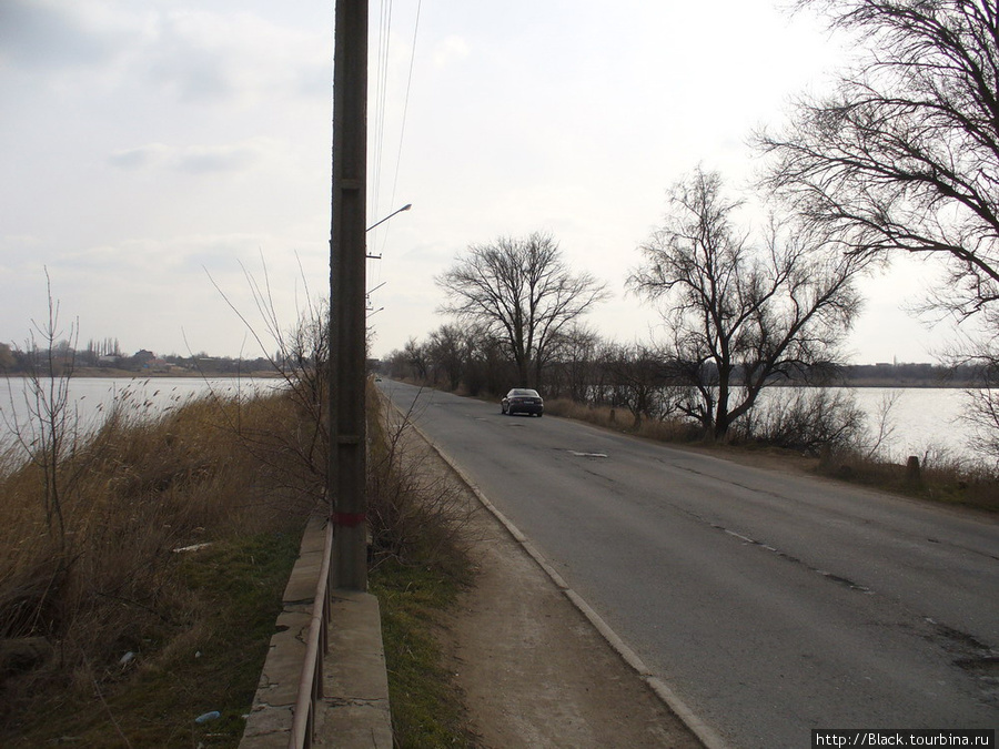 Михайловская дамба
