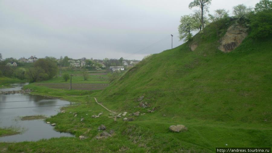 Река Тетерев в Чуднове