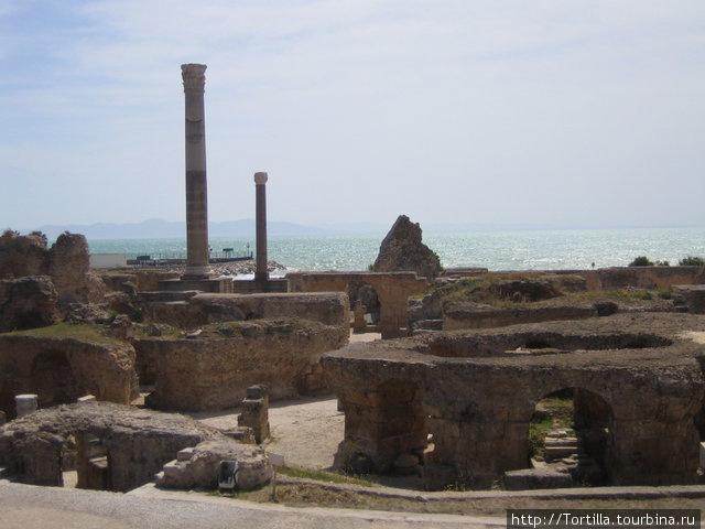 Карфаген был разрушен