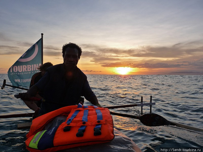 Румайро в открытом море | Провинция Сандаун, ПНГ