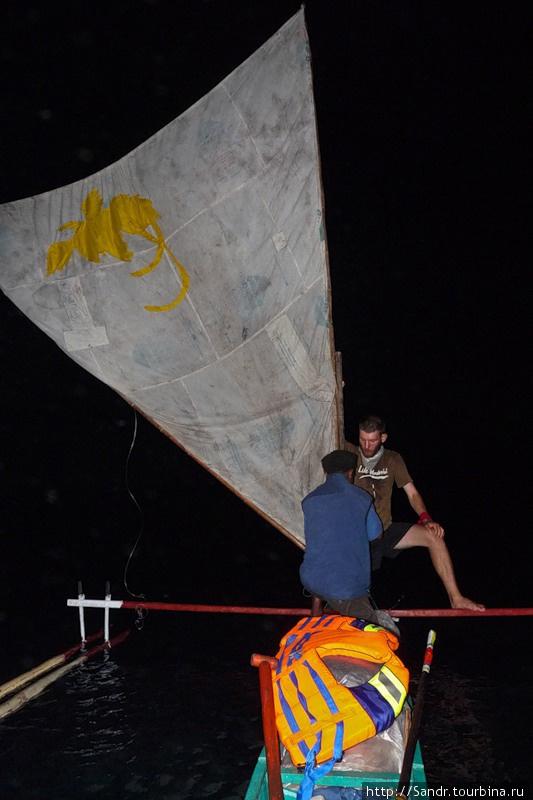 Установка паруса | Провинция Сандаун, ПНГ