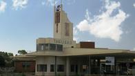 Эритрея, Асмэра, бензоколонка Фиат-Тальеро