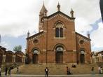 На улицах Асмэры, собор Иоанна и Марии