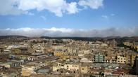 Асмэра, панорама с колокольни