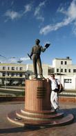 Памятник Пушкину :)