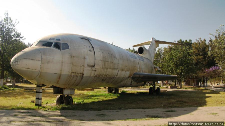 Самолет-бар