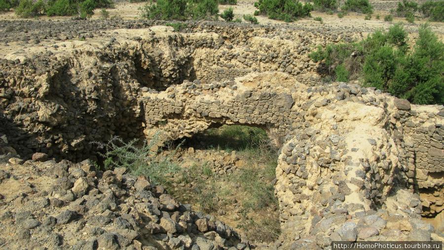 Развалины Адулиса