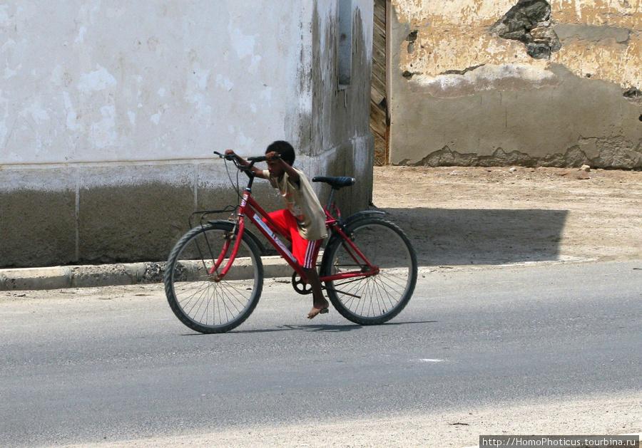 На улицах Массауа