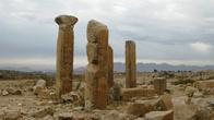Развалины храма Мариам Уакиро