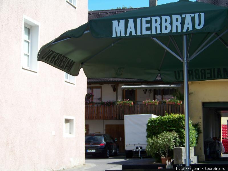 Бюргерская пивоварня Майерброй
