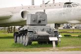 Чешский танк 30-х годов прошлого века
