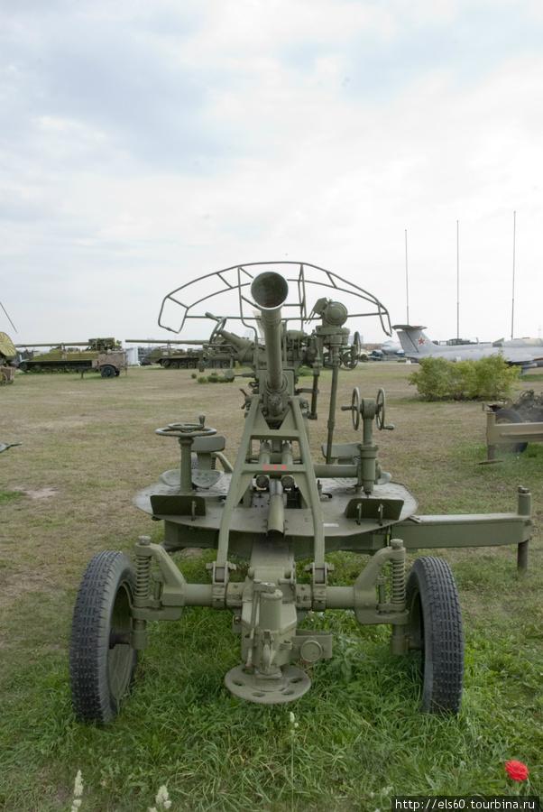 Зенитная артиллерия Тольятти, Россия