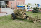 Противотанковая пушка Рапира