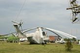 Тяжелый транспортный вертолет