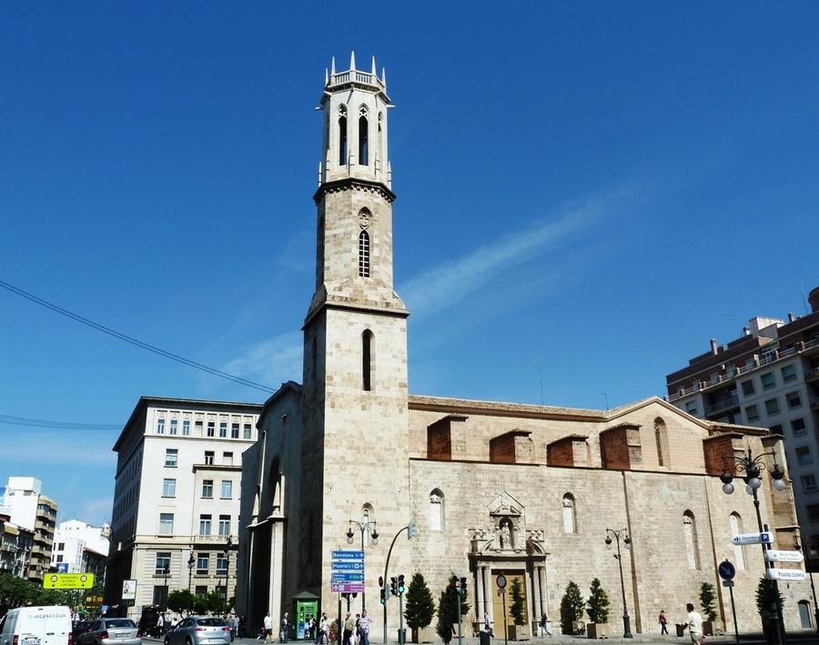 Церковь Св.Агустина