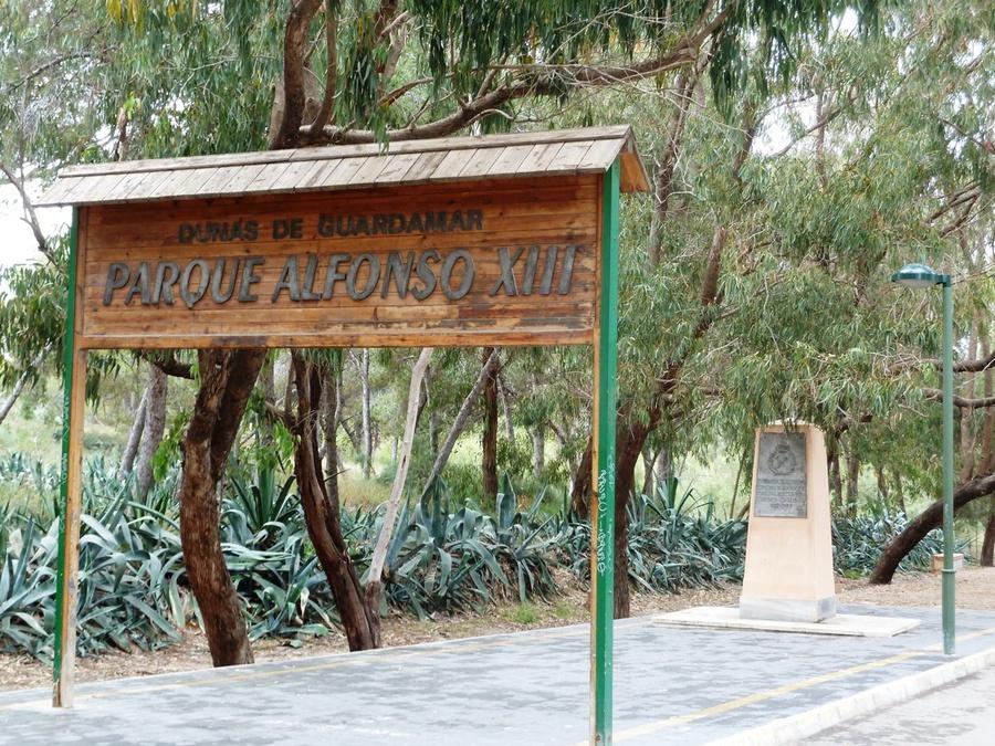 Парк Альфонсо XIII