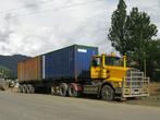 Кундиава лежит на Главном Горном Хайвее (Лаэ — Горока — Кундиава — Маунт Хаген), и через город проезжают большие грузовики, вот такие