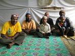 Имам ахмадитов и его последователи
