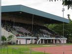 Стадион, на котором выступает христианский проповедник